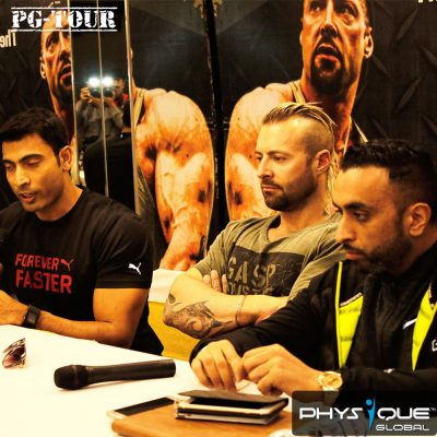 PG Team visited Kris Gethin Gyms from Banjara Hills and Kothapet