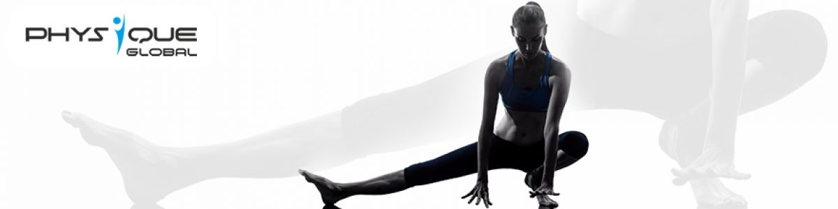 What type of stretching before the workout?