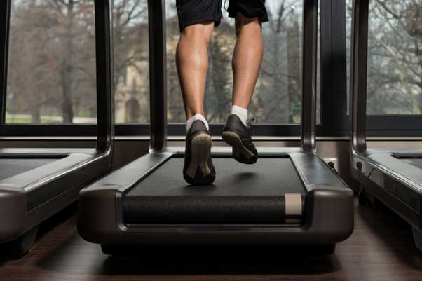 Treadmill, a great tool to stay active.