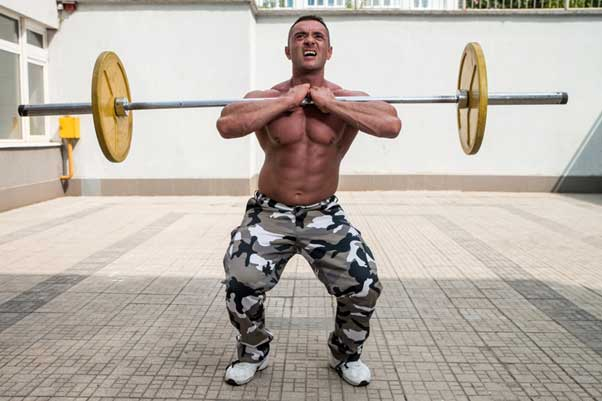 Benefits of including front squats in your leg routine.