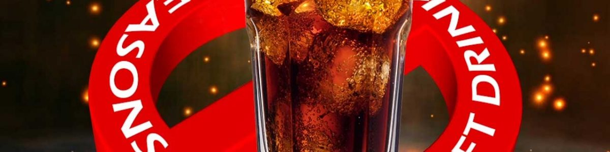 Why you should avoid Soft drinks
