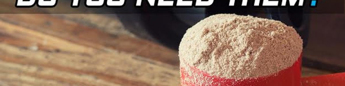 Supplements, do you need them?