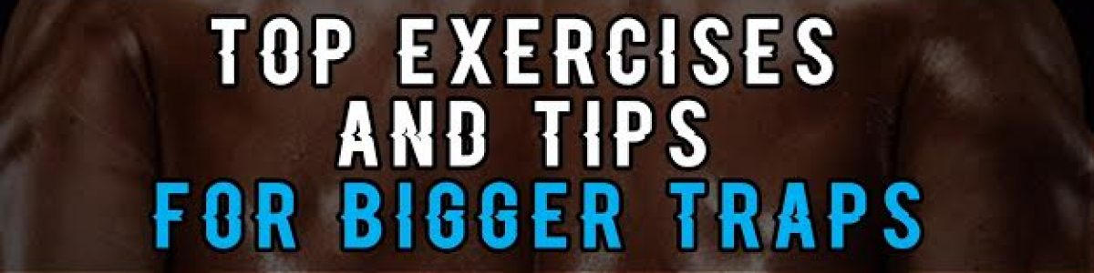 Top Exercises and tips for Bigger Traps