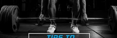 Tips to perfect your Deadlift