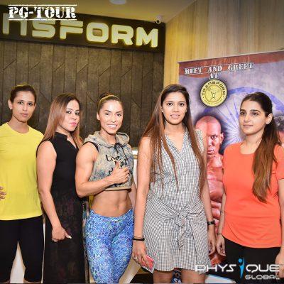 PG Team visited Delhi