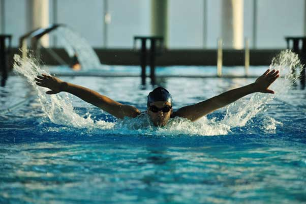 Incorporate swimming in your training program to achieve better results.