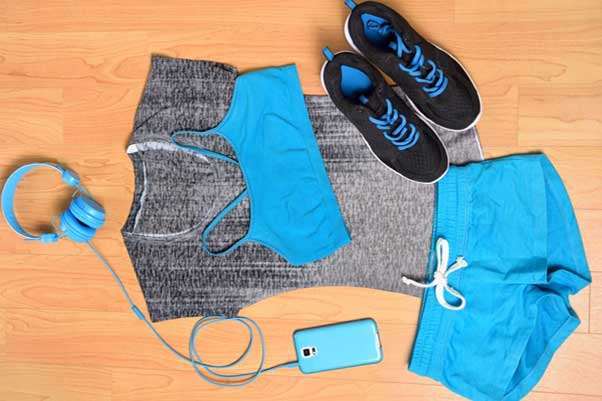 Benefits of a good workout gear