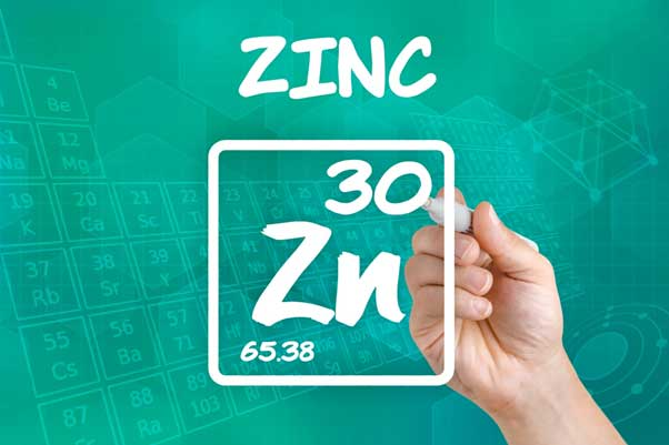 Benefits of zinc supplementation.