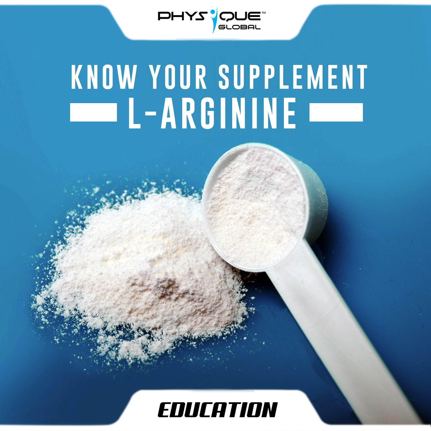 Know your supplements: L-Arginine