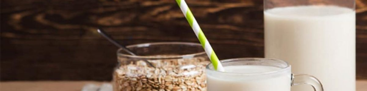 OAT MILK- The Newest Fitness Trend