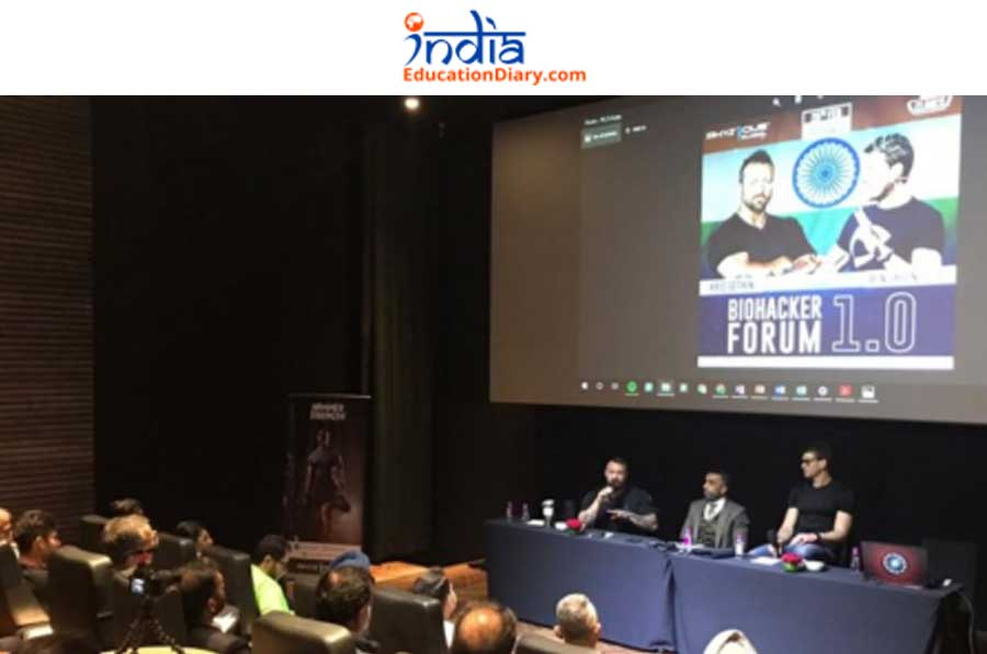 India's First Ever Biohacking Forum Organised at Roseate House, Aerocity, in New Delhi