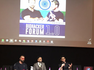World Renowned Biohackers Ben Greenfield and Kris Gethin, explain how to hack your life to live longer?